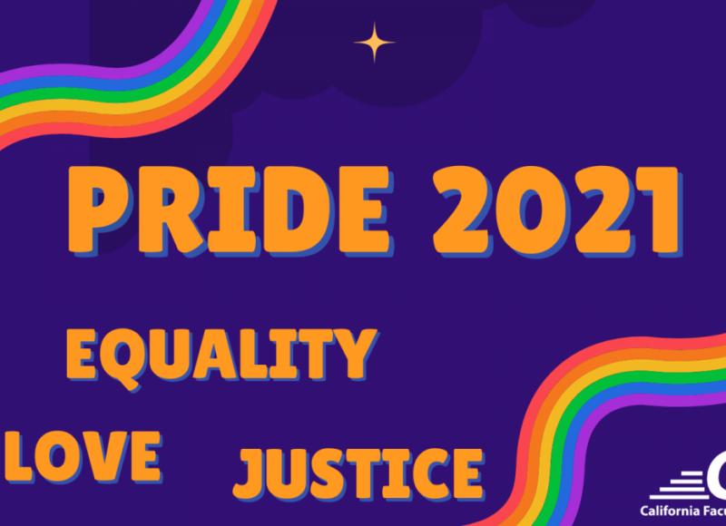 Pride 2021 graphic